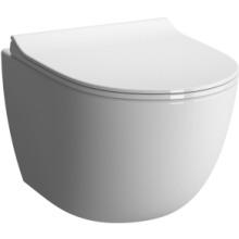 VITRA SENTO závěsné wc 365x495mm compact, bílá