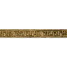 VERSACE ETERNO FASCIA GRECA listela 10x80cm, oro