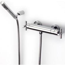 Baterie sprchová Roca nástěnná termostatická Loft  chrom