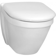 VITRA S50 Compact WC závěsné 480 mm vodorovný odpad bílá 5320L003-0075