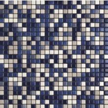 APPIANI MIX WELLNESS&POOL mozaika 30x30cm, 2,5x2,5cm, mix modrá