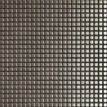 APPIANI METALLICA mozaika 5x10(30x30)cm, alluminio