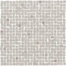 NAXOS LE MARAIS mozaika 30x30cm, spaccatella perlage grey