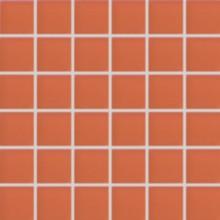 RAKO FASHION mozaika 30x30(5x5)cm, sklo, oranžová