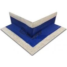 MAPEI MAPEBAND pogumovaná páska, vnější roh 270°, modrá