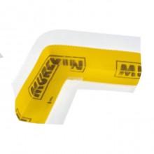 MUREXIN DB 70 těsnící páska 0,70mm, elastická, vodotěsná, kout, žlutá
