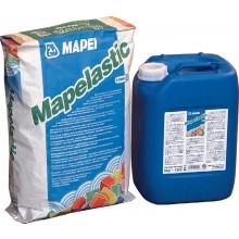 MAPEI MAPELASTIC cementová stěrka 24kg, dvousložková, hydroizolační, pružná, složka A, šedá