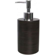 AWD INTERIOR ETNIC dávkovač tekutého mýdla 340ml, vzhled dřeva