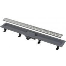EASY sprchový žlab 950mm, DN40, s roštem, polypropylen/nerez