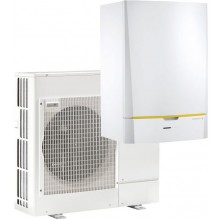 DE DIETRICH HPI 8 MR-2/EM čerpadlo tepelné 8kW vzduch/voda, jednofázové napájení, zabudovaný elektrokotel