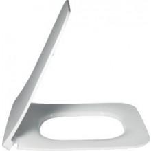VILLEROY & BOCH VERITY LINE WC sedátko s poklopem, bílá Alpin, duraplast