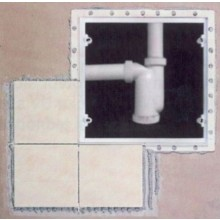 PROFIL-EU dvířka 400x400mm magnetická