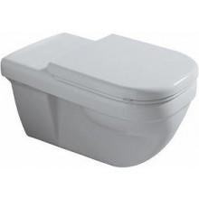 WC závěsné Keramag odpad vodorovný Renova Nr.1 comfort 6 l/délka 70 cm bílá