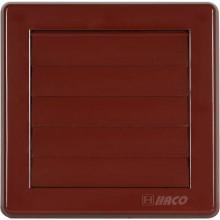 HACO VMG 150x150 G/100 větrací mřížka 155x155mm, gravitační, hnědá
