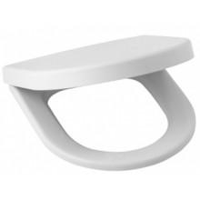 JIKA MIO duroplastové WC sedátko s poklopem 378x448mm s antibakteriální úpravou, bílá