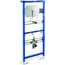 JIKA URINAL SYSTEM podomítkový modul pro urinál 8.9365.7.000.000.1