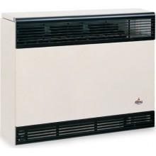 KARMA BETA 5 ELECTRONIC 01 plynové topidlo 4,7kW závěsné, spínací hodiny, odtah přes zeď, slonová kost