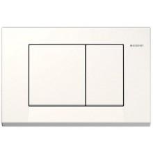 GEBERIT BOLERO ovládací tlačítko 24,6x16,4cm, bílá 115.777.FR.1