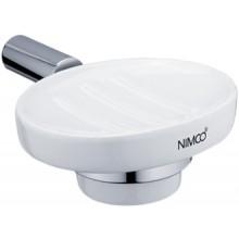 NIMCO BORMO mýdlenka 120x150x60mm chrom/bílá BR 11059K-26