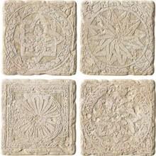 IMOLA SALOON M MIX dekor 15x15cm beige