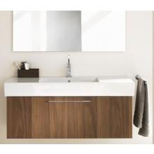 DURAVIT FOGO zrcadlová skříňka 1200x210/263mm americký ořech/americký ořech FO967801313