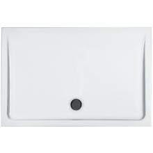 LAUFEN MERANO keramická sprchová vanička 900x750x65mm obdélníková, bílá 8.5495.1.000.000.3