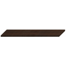 JIKA CUBITO deska 1601-2100x465x38mm, umyvadlová, řezatelná, bez otvoru, wenge 4.5020.3.172.445.1