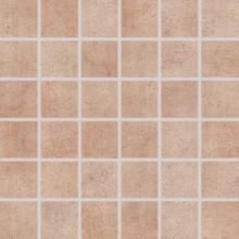 Obklad Rako Manufaktura mozaika 5x5 (30x30) cm cihlová