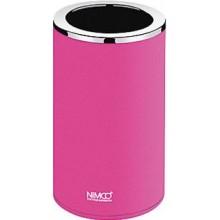 NIMCO PURE pohárek 72x127mm, na kartáčky, purpurová