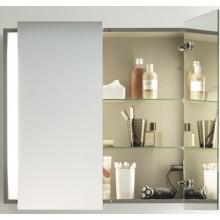 Nábytek zrcadlová skříňka Duravit Ketho s osvětlením 80x75x18 cm bílá matná