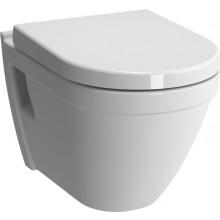 CONCEPT S50 závěsné WC 360x520mm, bílá alpin