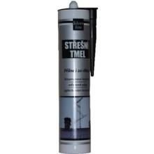 DEN BRAVEN SILVER LINE střešní tmel 310ml, jednosložkový, černá
