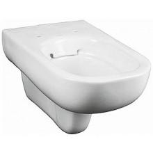 WC závěsné Kolo odpad vodorovný Traffic Rimfree  bílá+Reflex