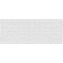 MARAZZI TANDEM dekor 25x76cm porto, black dot, DAEC