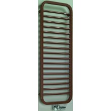 CONCEPT 200 STYLE radiátor koupelnový 1765x450mm, 499W bez krytu, bílá