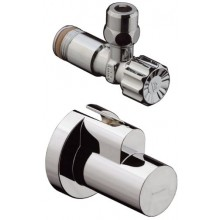 Baterie příslušenství Hansgrohe - rohový ventil  chrom