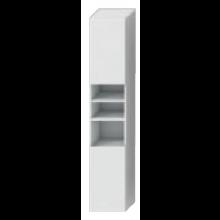 JIKA LYRA skříňka 320x251mm vysoká, bílá/bílá