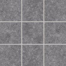 RAKO ROCK mozaika 30x30cm, tmavě šedá