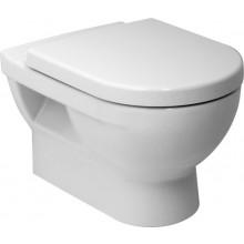 WC závěsné Jika odpad vodorovný Cubito s hlubokým splachováním  bílá-JIKAperla