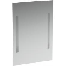 LAUFEN CASE zrcadlo 600x48mm 2 zabudované osvětlení, se spínačem