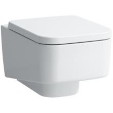 WC závěsné Laufen odpad vodorovný Pro  bílá LCC