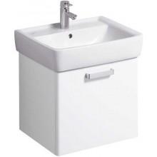 Nábytek skříňka pod umyvadlo Keramag Renova Nr.1 Plan 53x46,3x44,5 cm bílá/lesklá bílá