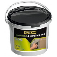 MUREXIN X-BOND MS K 88 EXPRESS supermultifunkční lepidlo 15kg, jednosložkové, trvale pružné, slonová kost