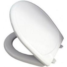 MKW PLUTO WC sedátko duraplast, bílá