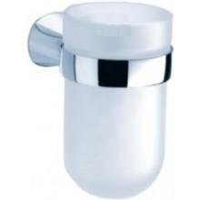 CONCEPT 100/200 nádobka k WC sadě, saténové sklo
