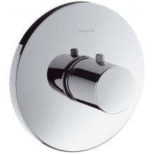 HANSGROHE ECOSTAT S HIGHFLOW termostatická baterie pod omítku chrom 15711000