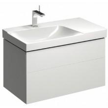 Nábytek skříňka pod umyvadlo Keramag Xeno 2 88x53x46,2 cm lesklá bílá