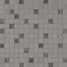 MARAZZI MATERIKA mozaika 40x40cm, lepená na síťce, antracite