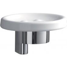 Doplněk držák s mýdlenkou Ideal Standard Connect  chrom + keramika