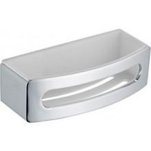 KEUCO ELEGANCE košík do sprchy 239x70mm, chrom/bílá